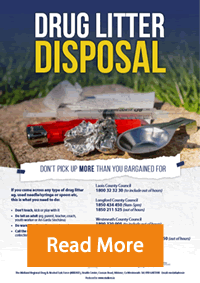Drug Litter Disposal